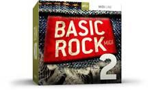 Toontrack MIDI Drum Pack - Basic Rock 2 - Genuine Serial License Key
