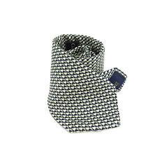 Dior Neck Tie Navy Mens Authentic Used Y6346