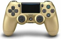 NEW Sony Gold Color DualShock 4 Wireless Controller for PlayStation 4 (PS4) Gift