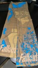 Fallout 4 Scarf Wrap Wasteland Commonwealth Map Loot Crate Gaming