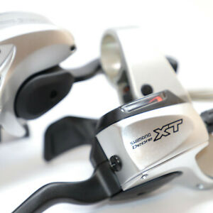 Shimano ST-M760 DEORE XT 3x9 Schalthebel shifter Ersatz ST-M570 ST-M590 ST-M750