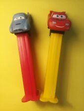 Disney Cars 2 PEZ Dispenser Set - Finn McMissle & Lightning McQueen
