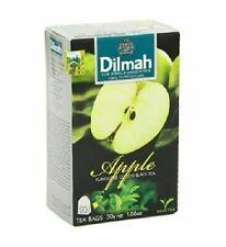 Ceylon Tea apple Flavored Ceylon Black Tea   Dilmah   20 TEA BAGS