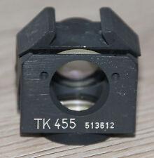 Leica/LEITZ MICROSCOPIO Microscope FILTRO cubo TK 455 (N. 513612) fluorescenza
