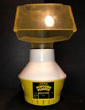 Vintage Wear-Ever Popcorn Pumper #73000 Hot Air Popper Machine Tested (A18)