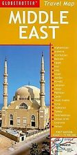 Travel Map Middle East (Globetrotter Travel Map)