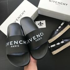 GIVENCHY Donna Diapositive/Infradito UK4, 5 & 6 100% AUTENTICO