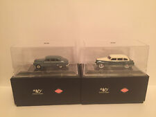 1/43 Set of two DIP Models GAZ-12 ZIM & ZIS-110 TAXI