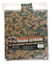 Fusion Extreme 8 ft W x 10 ft L Medium Duty Polyethylene Tarp Digital Camouflage