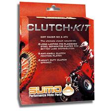 Honda Complete Clutch Kit TRX 450 R/ER(2004-2014)Friction & Steel Plates+Springs