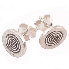 Earrings Pure Silver Karen Hill Tribe