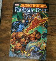 Marvel Heroes Reborn Fantastic Four TPB 2006  Graphic novel