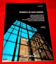 Elio Apih RISIERA DI SAN SABBA Guida alla Mostra - Comune di Trieste 2007 - E7