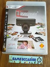 EYECREATE EYE CREATE SONY PLAYSTATION 3 PS3 PAL COMPLET