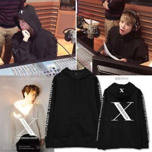 Hot Kpop SHINee Jonghyun X-INSPIRATION Unisex Hoodie Sweater Sweatshirt Pullover