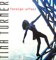"""Tina Turner 7"""" Foreign Affair - France (VG+/EX)"""