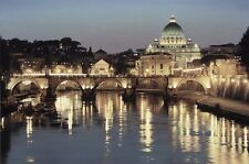 The Glory of San Pietro by Rod Chase Limited Edition Print.