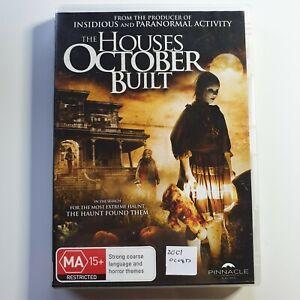 The Houses October Built | DVD Movie | 2014 | Horror/Thriller | Bobby Roe | PAL