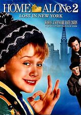 NEW  DVD // HOME ALONE 2 // Macaulay Culkin, Joe Pesci, Daniel Stern, Catherine