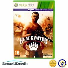 Blackwater - Kinect Compatible (Xbox 360) **IN A BRAND NEW CASE!**