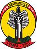 USMC VMFA-235 Death Angel Sticker 4'''