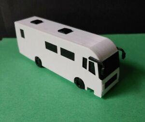2-pk HO 1:87 Winnebago Journey motorhome 34N RV camper