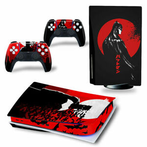 Sony PS5 Console Batman Joker DC Skins Decals Controllers New Vinyl Covers !!
