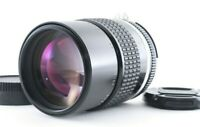 Near MINT Nikon Ai-s Ais Nikkor 135mm f/2.8 MF Telephoto Lens w/Cap from Japan