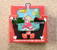KING OF HEARTS Disney Pin 114005 Alice In Wonderland Character Mystery Puzzle LE