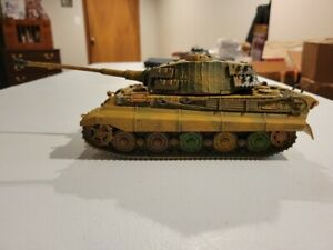 Unimax Forces of Valor King Tiger 1:32