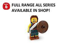 Lego minifigures highland battler series 6 (8827) factory sealed
