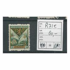 Nederland R71e   Kind 1925  VFU/gebr  CV  80 €