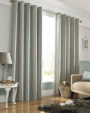 Ashley Wilde Striped 100% Cotton Curtains & Pelmets
