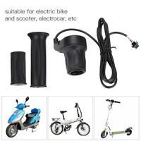 Electric Bike Right Hand Half Twist Throttle Scooter for 22.5mm Handlebar JA