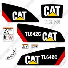 Caterpillar Tl642c Telescopic Forklift Decal Kit Equipment Decals Tl 642 C