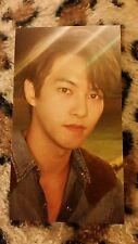 Cnblue jonghyun 2gethet official photocard card Kpop K-pop shipped in toploader