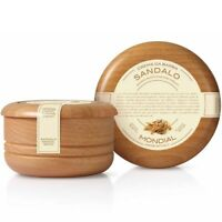 Mondial Luxury Italian Shaving Cream Sandalwood 140ml