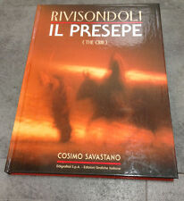 LIBRO RIVISONDOLI IL PRESEPE THE CRIB COSIMO SAVASTANO 1997 come nuovo