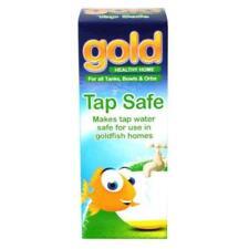 Interpet Gold Tap Safe Treatment Water Conditioner Dechlorinator 100ml Aquarium