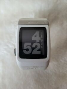 Nike+ SportWatch WM0069 GPS Running Powered by TomTom All White