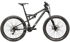 2016 Cannondale Habit Black Inc Xtr Di2 Enve M60 650b Hi Mod Carbon New!!