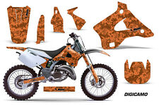 Kawasaki Graphic Kit AMR Racing Bike Decal KX 125/250 Decal MX Part 94-98 DIGI O