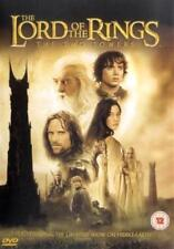 THE LORD OF THE RINGS THE TWO TOWERS ELIJAH WOOD EIV 2 DVD BOX SET UK NEW SEALED