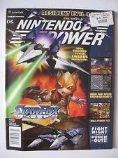 March 2005 NINTENDO POWER Magazine Video Games Star Fox Assault Resident Evil