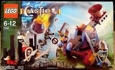 LEGO CASTLE 7091 Knights' Catapult Defense