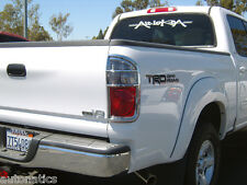 TOYOTA TUNDRA TRUCK 2004 - 2006 TFP ABS CHROME TAIL LIGHT COVER INSERT ACCENT