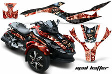 AMR DECAL KIT GRAPHICS CAN AM BRP CANAM SPYDER PART MHR