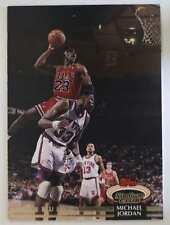 Michael Jordan 1992-93 Topps Stadium Club
