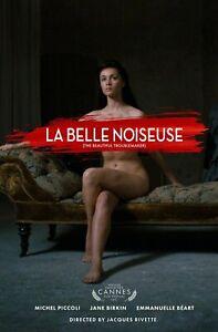 La Belle Noiseuse - The Beautiful Troublemaker - Emmanuelle Béart ENG. SUBT. DVD