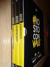 OPERA COMPLETA BOX COFANETTO 3 DVD IO STO CON VALE VALENTINO ROSSI